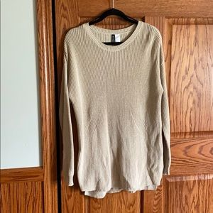 H&M long sweater. Size Small. Lightly worn.